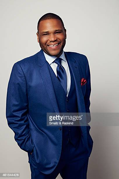 Anthony Anderson poses during the The 41st Annual People's Choice Awards at Nokia Theatre LA Live on January 7 2015 in Los Angeles California