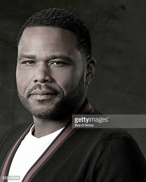 ISH Anthony Anderson serves as executive producer of ABC's 'blackish' and stars as Andre 'Dre' Johnson