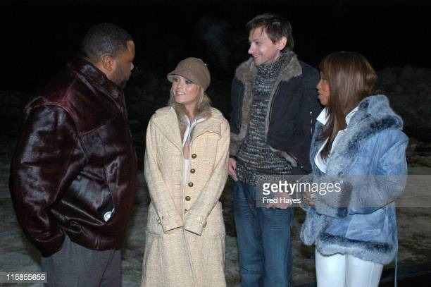 Anthony Anderson Taryn Manning DJ Qualls and Elise Neal