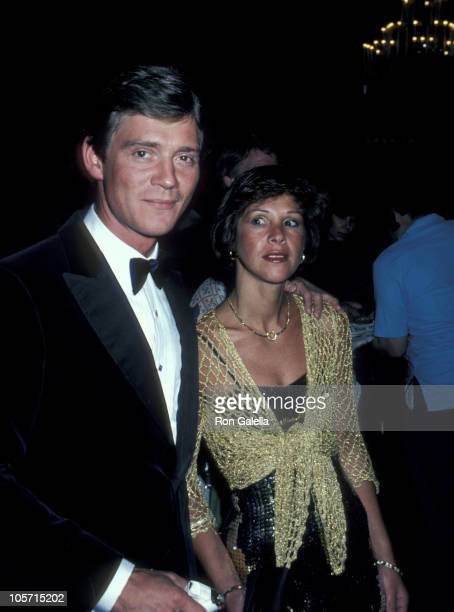 Anthony Andrews and guest during Anthony Andrews Sighting in New York City March 1 1981 in New York City New York United States