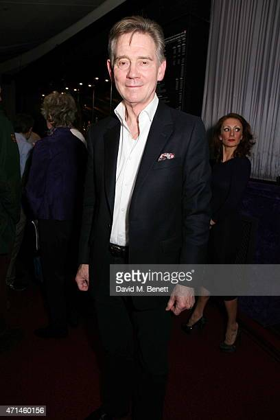 Anthony Andrews attends the Follies In Concert gala performance in celebration of Stephen Sondheim's 85th birthday year at Royal Albert Hall on April...