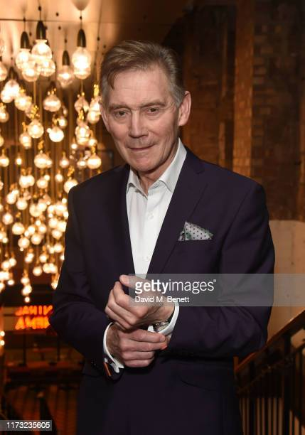 Anthony Andrews attends the press night performance of A Day In The Death Of Joe Egg at the Trafalgar Studios on October 2 2019 in London England