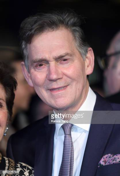 Anthony Andrews attends the World Premiere of 'Another Mother's Son' at the Odeon Leicester Square on March 16 2017 in London England