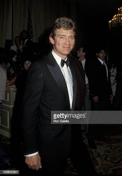Anthony Andrews during Anthony Andrews Sighting in New York City January 1 1985 in New York City New York United States