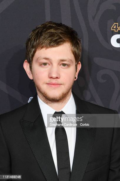 Anthony Bajon attend the Cesar Film Awards 2019 the Cesar Film Awards 2019 at Salle Pleyel on February 22 2019 in Paris France