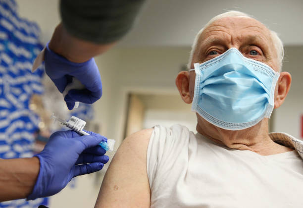 CA: UCLA Hospital Copes With Pandemic Surge As California Becomes First State With 3 Million COVID-19 Cases