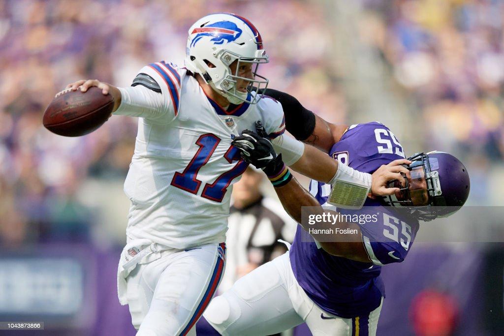 Buffalo Bills v Minnesota Vikings : News Photo