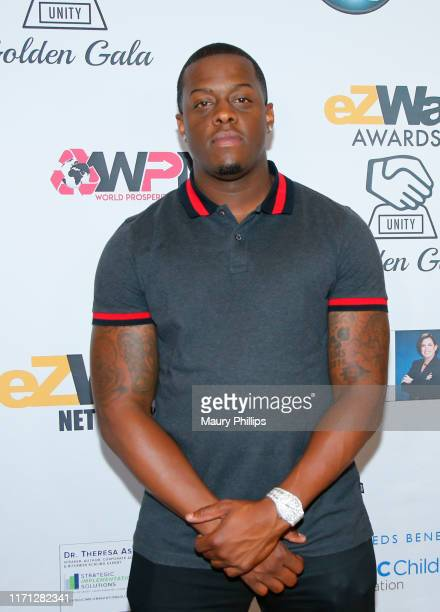 Anthony Bell attends the eZWay Awards Golden Gala at Center Club Orange County on August 30 2019 in Costa Mesa California