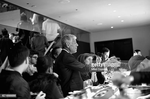 Anthony Bourdain attends a screening of 'Anthony Bourdain Parts Unknown Japan with Masa' at Samsung 837 on November 7 2016 in New York City 26512_001