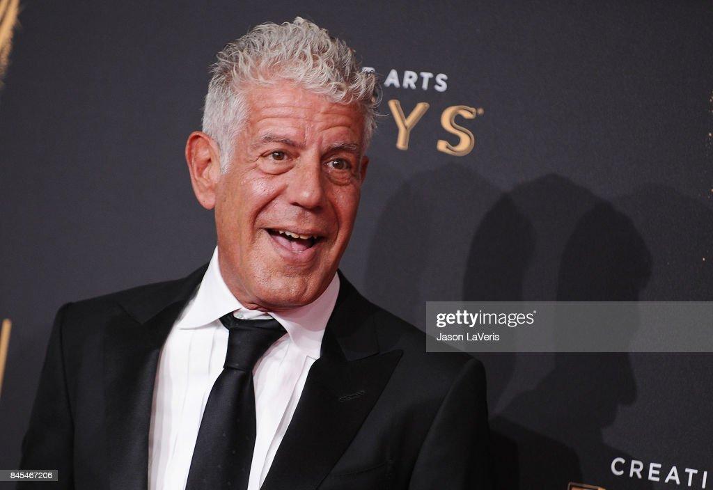 2017 Creative Arts Emmy Awards - Day 1 - Arrivals : Foto jornalística