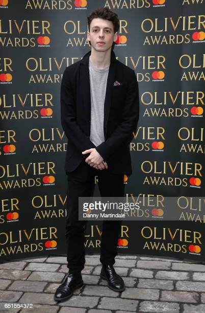 Anthony Boyle attends the Olivier Awards nominations celebration on March 10 2017 in London United Kingdom