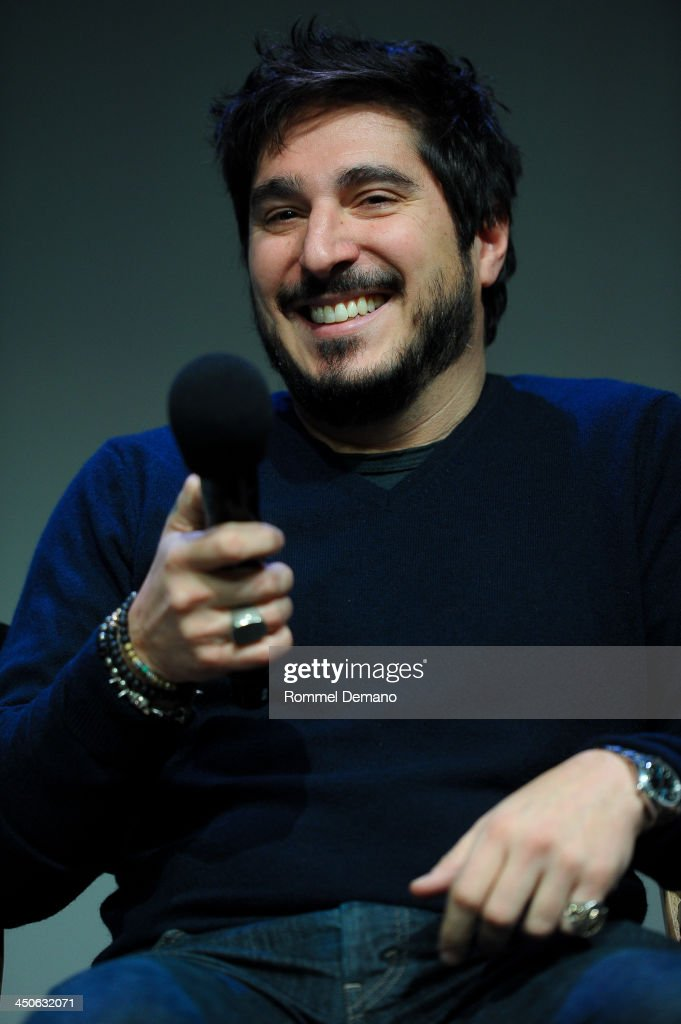 Anthony Bozza attends Meet the Author; Artie Lange, 'Crash and Burn' at the Apple Store Soho on November 19, 2013 in New York City.