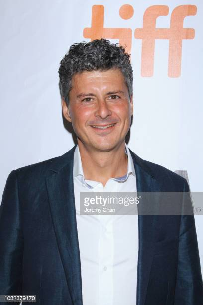 Anthony Bregman attends the The Land Of Steady Habits premiere during 2018 Toronto International Film Festival at Roy Thomson Hall on September 12...