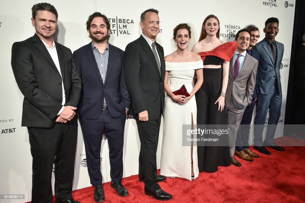 """""""The Circle"""" Premiere - 2017 Tribeca Film Festival"""