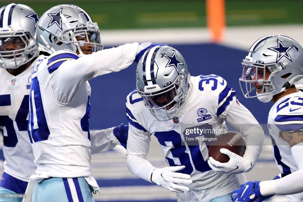 New York Giants v Dallas Cowboys : News Photo