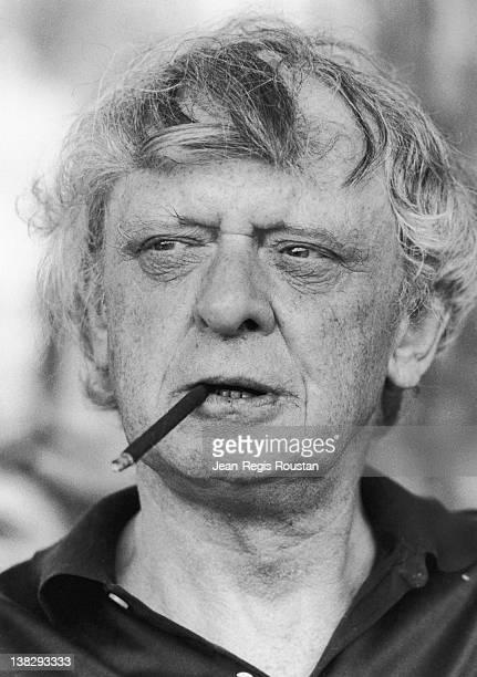 Anthony Burgess British writer 1980