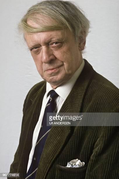 Anthony Burgess English writer