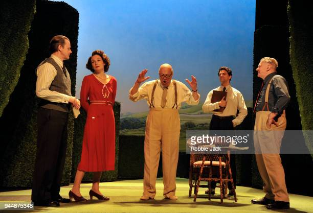 Anthony Calf as Professor Carl Ebert Nancy Carroll as Audrey Mildmay Roger Allam as John Christie Jacob FortuneLloyd as Rudolf Bing and Paul Jesson...