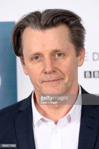 Anthony Calf attends a screening of King Lear at Soho Hotel on March 28 2018 in London England