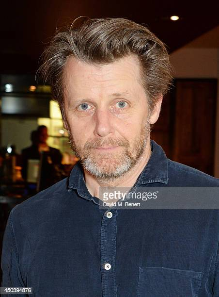 Anthony Calf attends an after party following the press night performance of Fathers and Sons at The Hospital Club on June 10 2014 in London England
