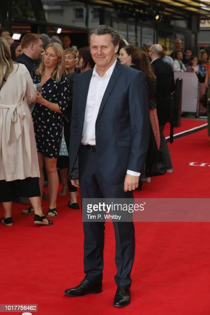 Anthony Calf attends 'The Children Act' UK Premiere at The Curzon Mayfair on August 16 2018 in London England