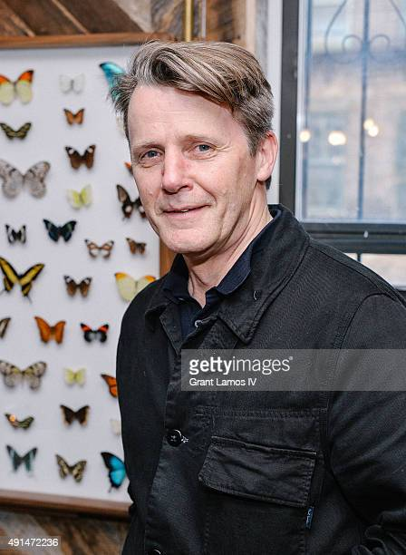 Anthony Calf attends the King Charles III Broadway cast cocktail party on October 5 2015 in New York City