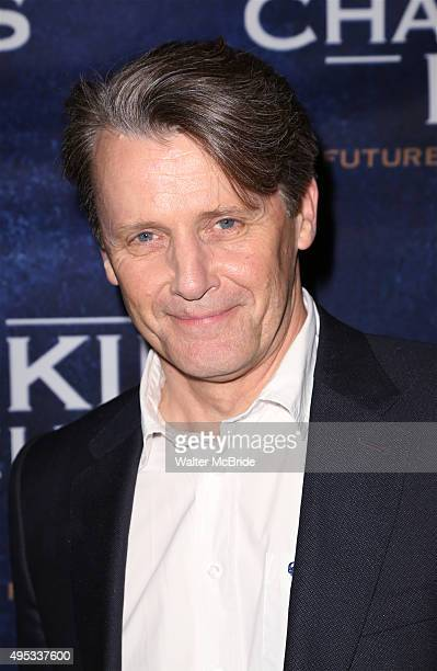 Anthony Calf attends the 'King Charles III' Broadway opening night after party at the Bryant Park Grill on November 1 2015 in New York City