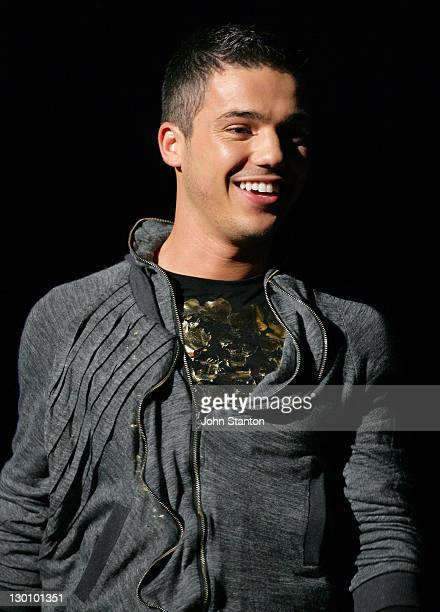 Anthony Callea during MTV Australia Video Music Awards 2006 Show at Superdome in Sydney Australia