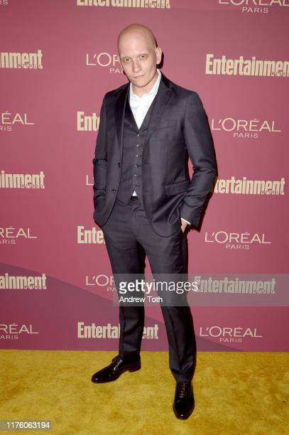 Anthony Carrigan attends the 2019 PreEmmy Party hosted by Entertainment Weekly and L'Oreal Paris at Sunset Tower Hotel in Los Angeles on Friday...