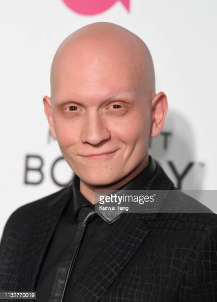 Anthony Carrigan attends the 27th annual Elton John AIDS Foundation Academy Awards Viewing Party Celebrating EJAF And The 91st Academy Awards on...