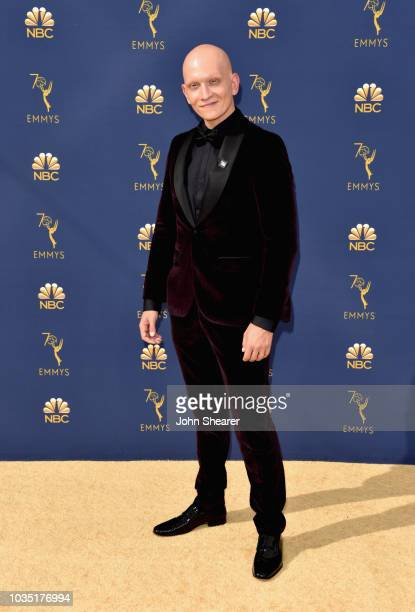 Anthony Carrigan attends the 70th Emmy Awards at Microsoft Theater on September 17 2018 in Los Angeles California