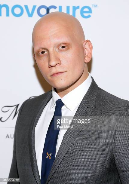 Anthony Carrigan attends the Creative Coalition's 'Right To Bear Arts' Gala Fundraiser at The Mayflower Hotel on April 27 2018 in Washington DC