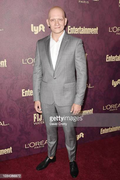 Anthony Carrigan attends the Entertainment Weekly PreEmmy Party 2018 at Sunset Tower Hotel on September 15 2018 in West Hollywood California