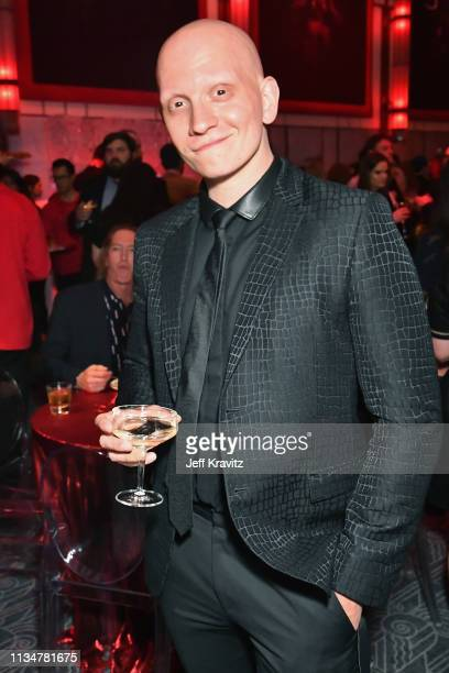 Anthony Carrigan attends the Game Of Thrones Season 8 NY Premiere After Party on April 3 2019 in New York City