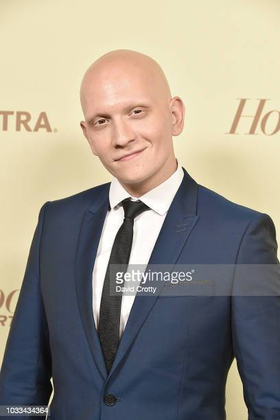 Anthony Carrigan attends The Hollywood Reporter And SAGAFTRA Celebrate Emmy Award Contenders At Annual Nominees Night at Avra Beverly Hills...