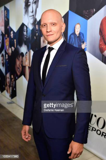 Anthony Carrigan attends The Hollywood Reporter SAGAFTRA 2nd annual Emmy Nominees Night presented by Douglas Elliman and Heineken at Avra Beverly...