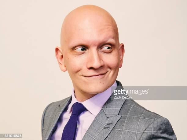 Anthony Carrigan of Barry poses for a portrait during The 78th Annual Peabody Awards Ceremony on May 18 2019 in New York City