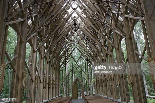 Anthony Cathedral in the Garvan Woodland Gardens