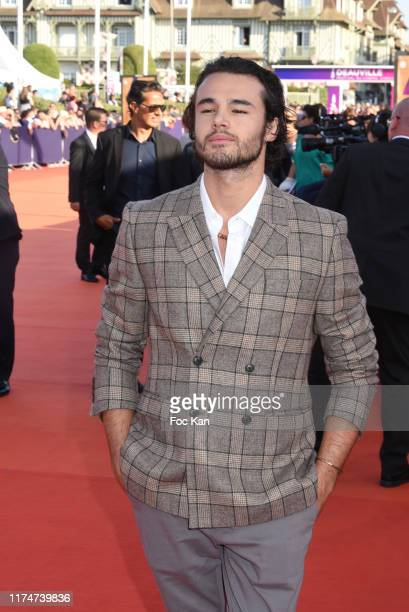 Anthony Colette attends the Award Ceremony during the 45th Deauville American Film Festival on September 14 2019 in Deauville France