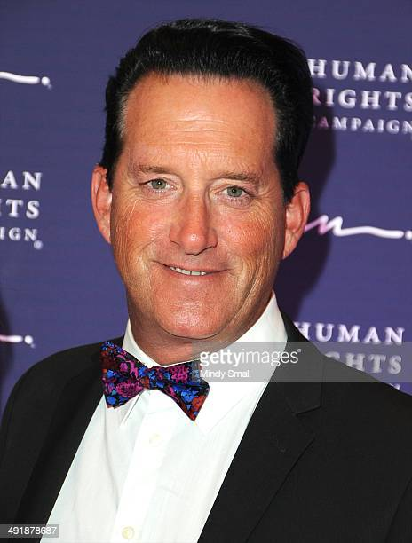 Anthony Cools arrive at the 9th Annual Human Rights Campaign Gala at the Wynn Las Vegas on May 17, 2014 in Las Vegas, Nevada.