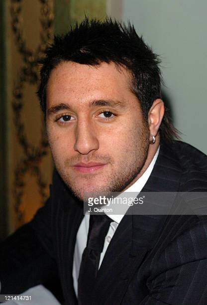 Anthony Costa during 2004 UK FiFi Awards at The Dorchester Hotel in London Great Britain