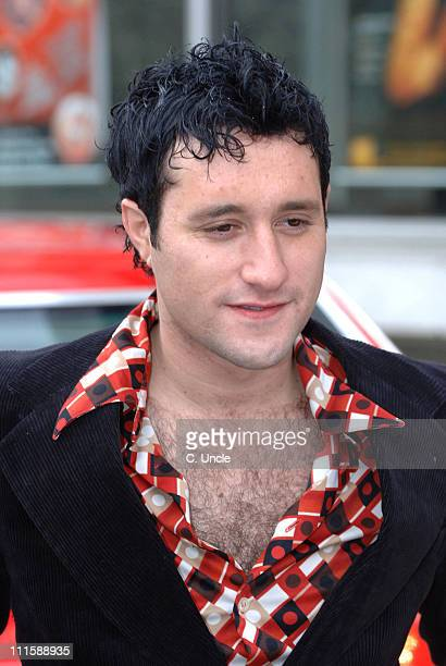 Anthony Costa during Boogie Nights 10th Anniversary Tour Photocall in London Great Britain