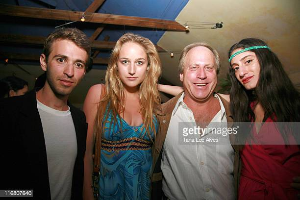 Anthony Costanzo Leelee Sobieski Phil Witt and Arden Wohl