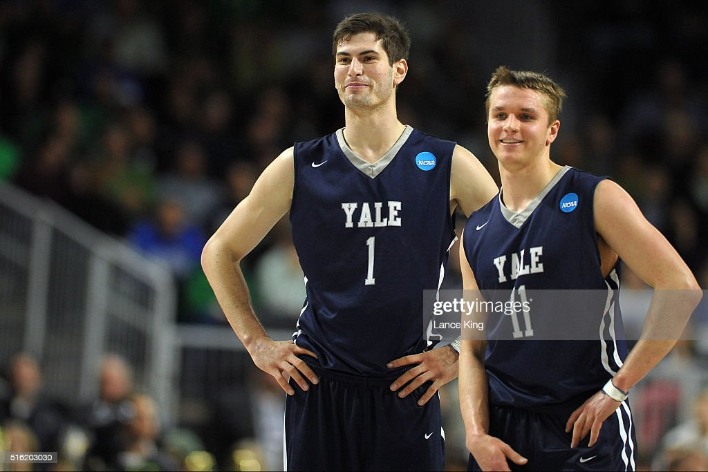 NCAA Basketball Tournament - First Round - Providence: Yale v Baylor : News Photo