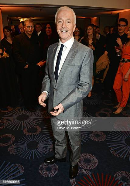 Anthony Daniels attends the Jameson Empire Awards 2016 at The Grosvenor House Hotel on March 20 2016 in London England