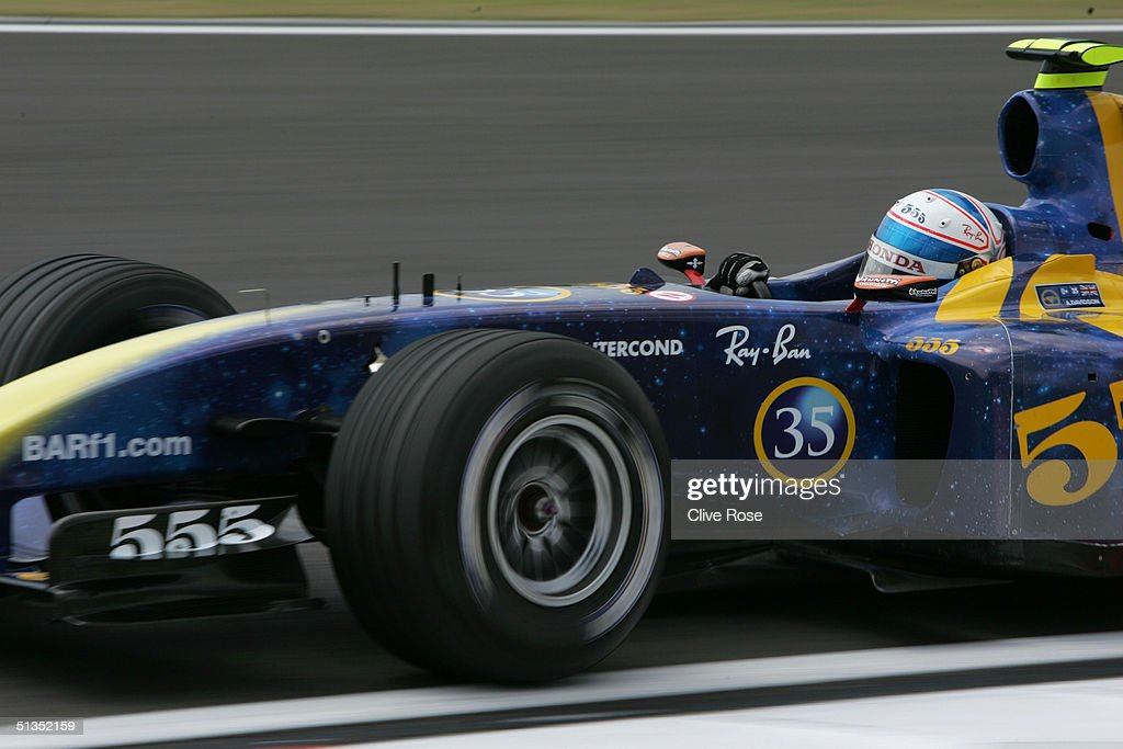 CHN: Formula One Chinese Grand Prix : News Photo