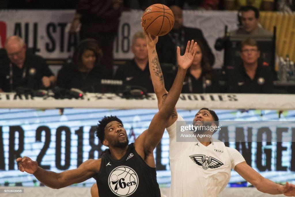 2018 NBA All-Star Game  : News Photo
