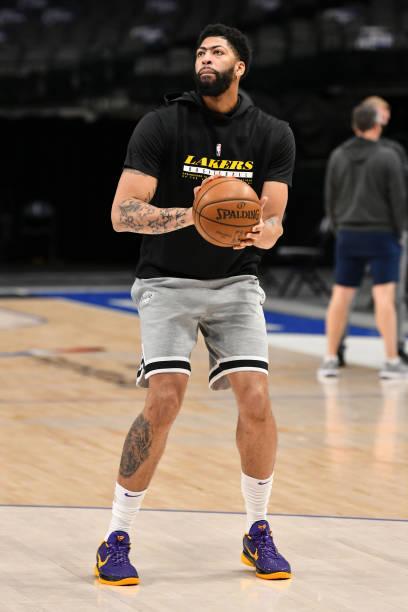 TX: Los Angeles Lakers v Dallas Mavericks