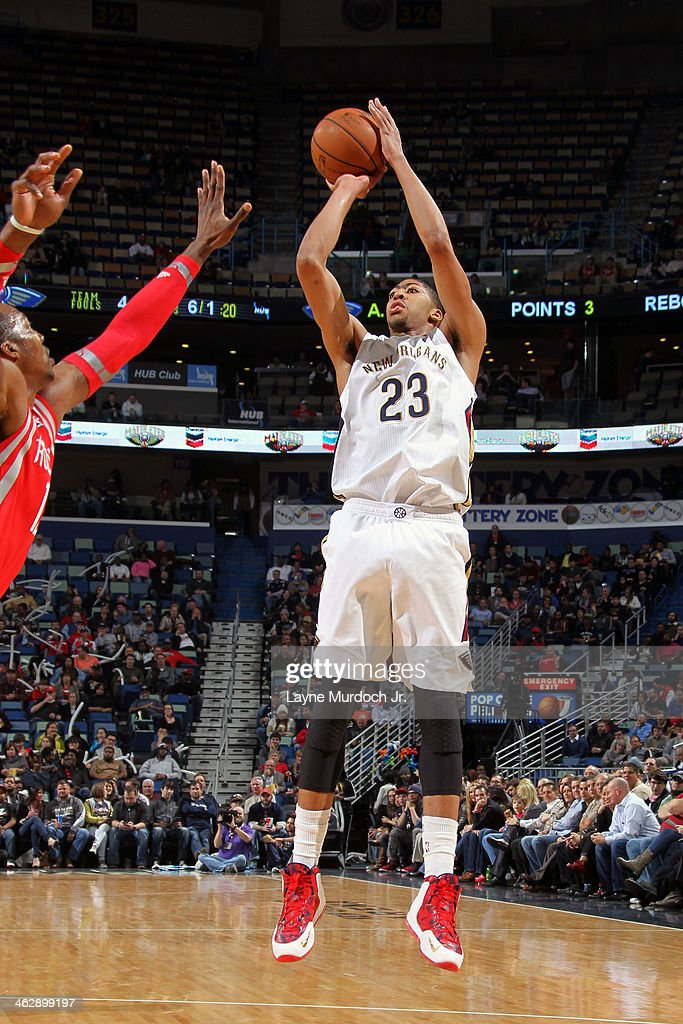Houston Rockets V New Orleans Pelicans Photos And Images