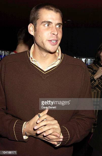 Anthony De Rothchild Tatler Magazines Little Black Book Party Lived Up To Its Reputation This Year As Most Of Societys Bright Young Things Turned Up...